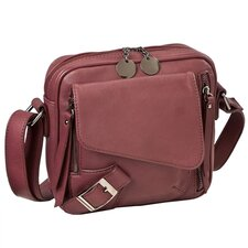 Buckle Cross-Body Bag