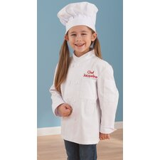 <strong>KidKraft</strong> Chef Jacket and Hat Set