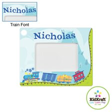 Personalized Train Frame