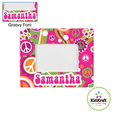 Personalized Groovy Frame