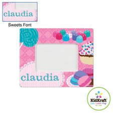 Personalized Sweets Frame