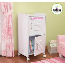 <strong>KidKraft</strong> Personalized Medium Locker in White