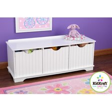 <strong>KidKraft</strong> Nantucket Storage Bench