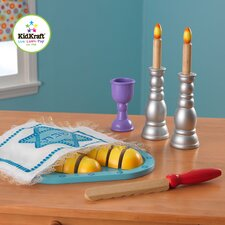 6 Piece Shabbat Set