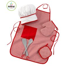 <strong>KidKraft</strong> 6 Piece Tasty Treats Chef Accessory Set