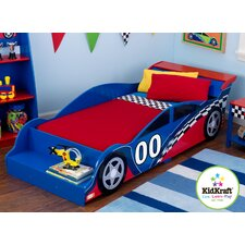Racecar Toddler Bed