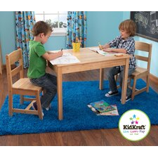 <strong>KidKraft</strong> Kids 3 Piece Table and Chair Set