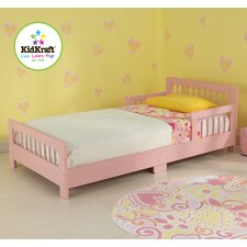 Slatted Toddler Bed