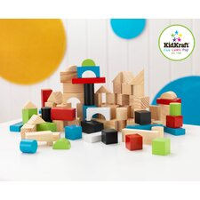 <strong>KidKraft</strong> Wooden Block Set