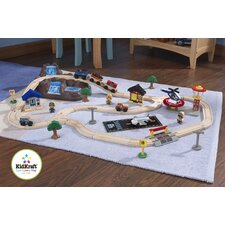 <strong>KidKraft</strong> Mountain Train Set