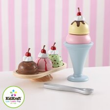 Ice Cream Sundae Set