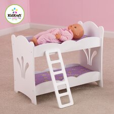 <strong>KidKraft</strong> Lil' Doll Bunk Bed