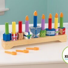 <strong>KidKraft</strong> Children's Menorah