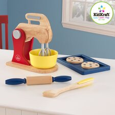 <strong>KidKraft</strong> 6 Piece Primary Baking Set