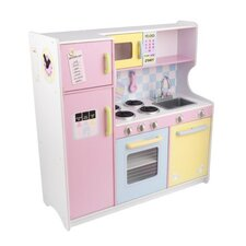 Pastel Kitchen