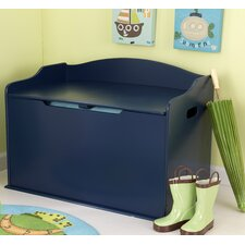 Austin Toy Box in Blueberry