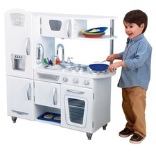 <strong>KidKraft</strong> White Vintage Kitchen