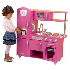 <strong>KidKraft</strong> Bubblegum Vintage Kitchen