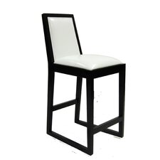 "Obliq 30"" Stationary Barstool"