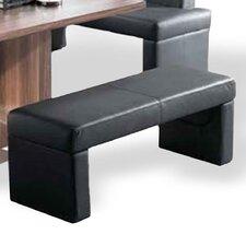 Zenith Leather Kitchen Bench
