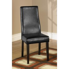 <strong>Armen Living</strong> Parsons Chair (Set of 2)