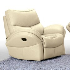 Idaho Leather Reclining Sofa