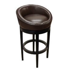 "Igloo 30"" Swivel Bar Stool"