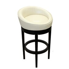 <strong>Armen Living</strong> Igloo-Kd Leatherette Barstool