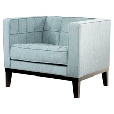 <strong>Armen Living</strong> Urbanity Roxbury Tufted Chair