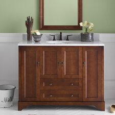 "Traditions Milano 48"" Bathroom Vanity Set"
