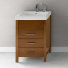 "Contempo Kali 23"" Single Bathroom Vanity Set"