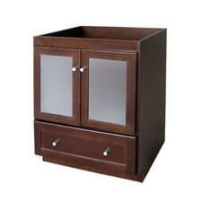 "Modular Shaker 30"" Bathroom Vanity Cabinet Only"