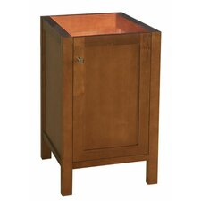 "Contempo Cami 18""  Wood Vanity Base"