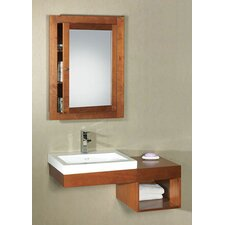 "Modular Adina 23"" Wood Bathroom Vanity Set"