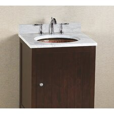 "Neo Classic Hampton 25"" Bathroom Vanity Set"