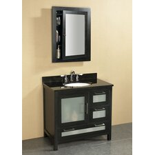 "Athena 37"" Bathroom Vanity Set"