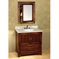 "Traditions Milano 37"" Bathroom Vanity Set"