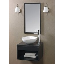 "<strong>Ronbow</strong> Catalina 21.62"" Wall Mount Bathroom Vanity"