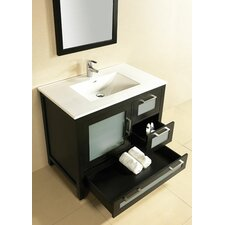 "Modular Athena 37"" Bathroom Vanity Set"