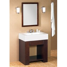 "Modular Zenia 32"" Single Bathroom Vanity Set"
