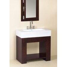 "Modular Zenia 36"" Single Bathroom Vanity Set"