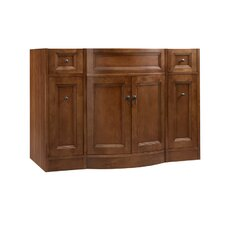 "Traditions 48"" Marcello Wood Vanity Base"