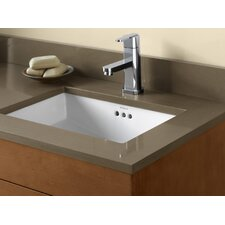 "<strong>Ronbow</strong> 65"" Tech Stone Top for Double Undermount Sink Vanity Top"