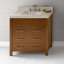 "<strong>Ronbow</strong> Kali 32"" Wood Undermount Vanity Set"