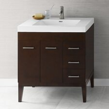 "Venus 32"" Wood Vanity Set"