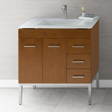 "Venus 31"" Wood Vanity Set"