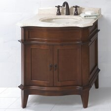 "<strong>Ronbow</strong> Traditional Solerno 32"" Standard Bathroom Vanity Set"