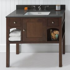 "<strong>Ronbow</strong> Neo-Classic Langley 38"" Standard Bathroom Vanity Set"