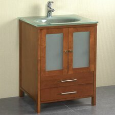 "<strong>Ronbow</strong> Juno 25"" Bathroom Vanity Set"