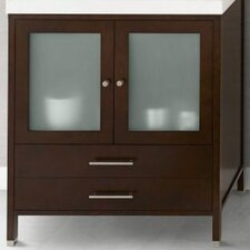 "<strong>Ronbow</strong> Contempo 30"" Juno Bathroom Vanity Base"